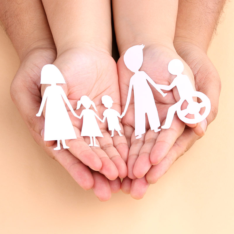 Counselling for SEN parents